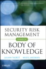 Image for Security risk management body of knowledge