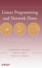 Image for Linear programming and network flows