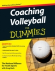 Image for Coaching volleyball for dummies