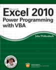 Image for Excel 2010 power programming with VBA