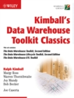 Image for Kimball's Data Warehouse Toolkit Classics : WITH The Data Warehouse Lifecycle, 2r.ed : AND The Data Warehouse ETL Toolkit