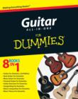 Image for Guitar all-in-one for dummies.