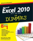 Image for Excel 2010 all-in-one for dummies