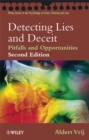 Image for Detecting lies and deception  : pitfalls and opportunities