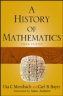 Image for A history of mathematics