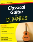 Image for Classical guitar for dummies