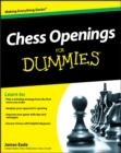 Image for Chess openings for dummies