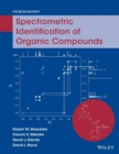 Image for Spectrometric identification of organic compounds