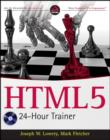 Image for HTML5 24-hour trainer
