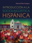 Image for Introducciâon a la sociolinguâistica Hispanica