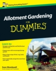 Image for Allotment gardening for dummies