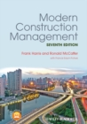 Image for Modern construction management