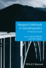 Image for Research methods in sociolinguistics  : a practical guide