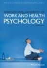 Image for International handbook of work and health psychology