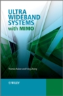 Image for Ultra wideband systems with MIMO