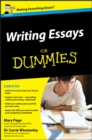Image for Writing essays for dummies