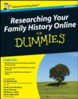 Image for Researching your family history online for dummies