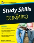 Image for Study skills for dummies