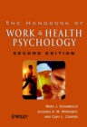 Image for Handbook of work and health psychology