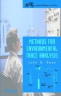 Image for Methods for environmental trace analysis