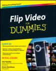 Image for Flip Video for dummies