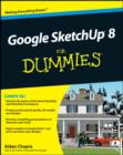 Image for Google SketchUp 8 for dummies