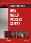 Image for Guidelines for risk based process safety