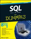 Image for SQL all-in-one for dummies