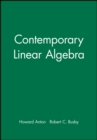 Image for Student Solutions Manual to accompany Contemporary Linear Algebra