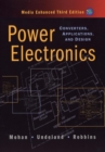 Image for Power electronics  : converters, applications and design