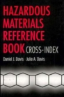 Image for Hazardous Materials Reference Book : Cross-Index
