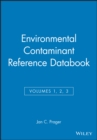 Image for Environmental Contaminant Reference Databook, Volumes 1, 2, 3, Set