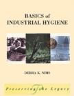 Image for Basics of industrial hygiene