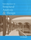 Image for Introduction to structural analysis and design