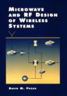 Image for Microwave and RF design of wireless systems