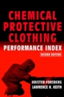 Image for Chemical protective clothing performance index