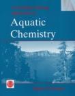 Image for Aquatic chemistry