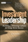 Image for Investment leadership  : a guide to best practices