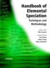 Image for Handbook of elemental speciation  : techniques and methodology