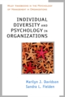 Image for Individual diversity and psychology in organizations