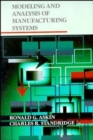 Image for Modeling and Analysis of Manufacturing Systems