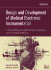 Image for Design and development of medical electronic instrumentation