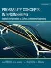 Image for Probability concepts in engineering planning and design