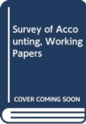 Image for Survey of Accounting : Working Papers