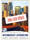 Image for Fundamentals of Intermediate Accounting : WITH TakeAction! CD-ROM : AND 3M Annual Report