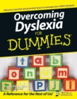 Image for Overcoming dyslexia for dummies