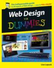 Image for Web design for dummies