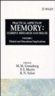 Image for Practical Aspects of Memory: Current Research and Issues, Volume 2 : Clinical and Educational Implications