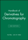 Image for Handbook of Derivatives for Chromatography