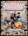 Image for American newspaper comics  : an encyclopedic reference guide